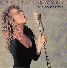 Mariah Carey - Visions Of Love/Prisoner All In Your Mind Someday (Vinyl-Single)!