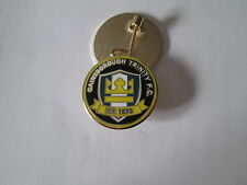 a1 GAINSBOROUGH TRINITY FC club spilla football calcio pins inghilterra england