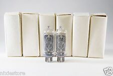 6 x IN-8 RUSSIAN NIXIE TUBES NEW IN BOXES NIB