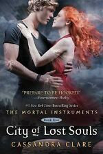 City of Lost Souls by Cassandra Clare (2014, Paperback) NEW