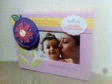 New Hallmark Recordable Baby Treasure Keeper Memory Box Pink Keepsake Kids Fun