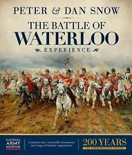 The Battle of Waterloo Experience by Snow, Peter, Snow, Dan, National Army Muse