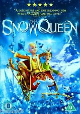 The Snow Queen [DVD] Inspired by Disney Film Frozen | Fairy-Tale | New & Sealed