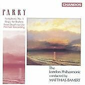 Hubert Parry - Parry: Symphony No. 5; Elegy for Brahms; From Death to Life (1991