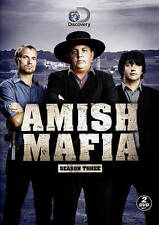 Amish Mafia: Season 3, New DVDs