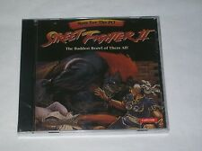 STREET FIGHTER II FOR THE PC CD ROM MS- DOS 5.0 OR LATER NEW