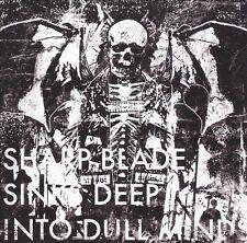 DEFEATIST - Sharp Blade Sinks Deep Into Dull Minds CD