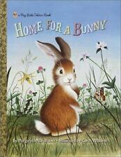 Home for a Bunny (Big Little Golden Book)-ExLibrary