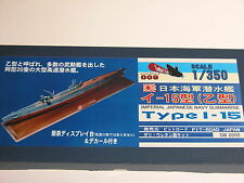 1/350 PIT-ROAD IJN Type I-15    MEGA SUPER RARE RESIN kit, kit NR. 009 !!!!!!!!!