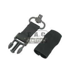 Tactical Quick Disconnect Attachment QD Sling Swivel Adapter Multi-purpose