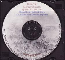 Guilford's Grays History & Morgan's Cavalry History