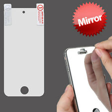 Mirror LCD Screen Protector Cover Film for iPod touch 5th 6th Generation