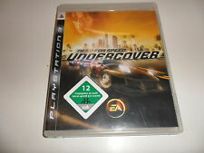 PlayStation 3  Need for Speed: Undercover