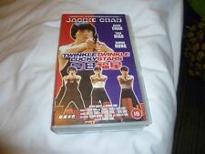 twinkle twinkle lucky stars - Jackie Chan - VHS VIDEO TAPE *741