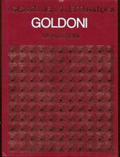CARLO GOLDONI i giganti della letteratura - 1968 Mondadori