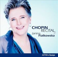 Chopin Recital 2 (CD, Apr-2012, ATMA Classique)