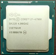 Intel Core i7-4790K Haswell Quad-Core 4.0GHz LGA 1150 Desktop Processor Only