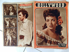 Cinema Hollywood 1947  n° 19 Linda Darnell  Film di Mario Camerini     23/6