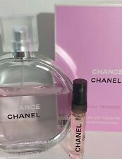 Women's 5ml Atomizer spray - Sexy. CHANEL CHANCE EAU TENDRE, travel, gym, purse