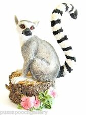 "Lemur Figurine ""Mischievous"" Country Artists CA03740 The Natural World Series"