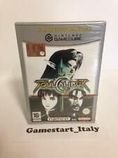 SOUL CALIBUR II 2 (NINTENDO GC GAME CUBE) NUOVO SIGILLATO SEALED