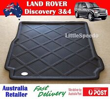 Land Rover Discovery Series 3 & 4 Boot Liner Trunk Cargo Mat AUST STOCK FastPost
