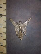 CLAY PUSH MOLD NOUVEAU FAERIE BUTTERFLY QUEEN Fairy POLYMER CLAY PMC JEWELRY