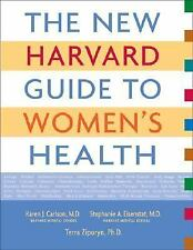 The New Harvard Guide to Women's Health (Harvard University Press Reference Lib