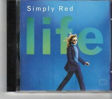 (FH927) Simply Red, Life - 1995 CD