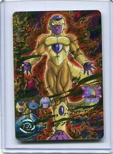 DRAGONBALL HEROES JAPANESE Ultimate Rare UR Card GDM2  HGD2-34 Golden Frieza