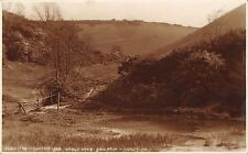 BR69485 the haunted lake devil s lake  brighton  uk judges 3620  real photo