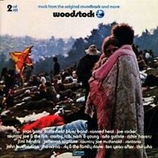 WOODSTOCK VOL. 1 2 CD REMASTERED 21 TRACKS NEU