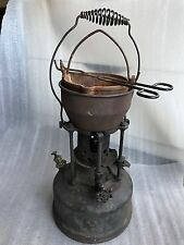 Vintage Antique OTTO BERNZ Rochester NY Metal Gold Lead Furnace Smelter
