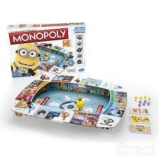 Ich  -einfach Unverbesserlich Minions Monopoly Familie Brettspiel Hasbro
