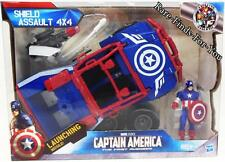 Disney Marvel Captain America Avengers Assault Vehicle and Figure Play Set (NEW)