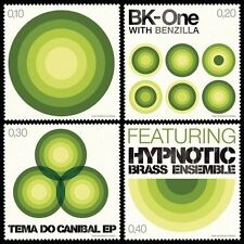 "Bk One - Tema Do Canibal Ep (R) (2011) - New - 12"" single"