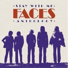 FACES - STAY WITH ME-THE FACES ANTHOLOGY  2 CD 36 TRACKS CLASSIC ROCK & POP NEU