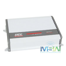 NEW MTX WET75.2 200W RMS 2-CHANNEL CLASS A/B MARINE AUDIO AMPLIFIER AMP WET-75.2