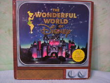 """The Wonderful World of Disney Book - plays """"Its a Small World"""" when book is open"""