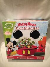 2341) Disney Mickey Mouse Grow Your Own Garden Greenhouse Ages 3+ NEW