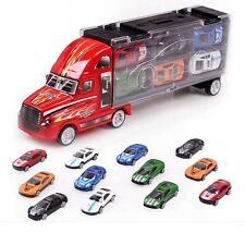 Lot of 12 hot wheels truck car sets Alloy wholesale toy gift truck train van