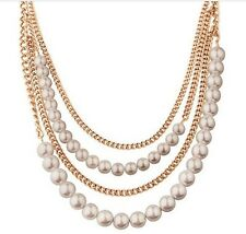 Dyrberg Kern Kerian Necklace in Rose Gold