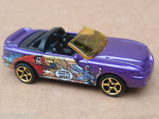 Matchbox FORD MUSTANG COBRA CONVERTIBLE from 3 Pack LOOSE Purple ROBIN TWO-FACE