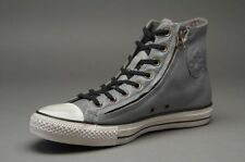 NIB Converse CT Double Zip Hi Charcoal Gray 140003C US Mens 12