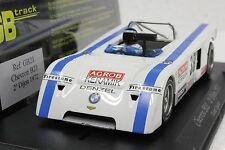 FLY GB21 CHEVRON B21 2° DIJON 1972 NEW 1/32 SLOT CAR IN DISPLAY CASE
