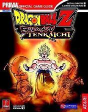 Prima Official Game Guides: Dragon Ball Z : Budokai Tenkaichi by Eric Mylonas's