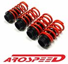 AROSPEED RACING ADJUSTABLE COILOVER KIT FOR 88-00 CIVIC / 90-01 INTEGRA - RED