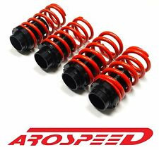 AROSPEED RACING ADJUSTABLE COILOVER KIT FOR 92-95 HONDA CIVIC EG - RED