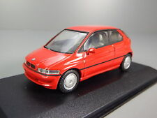 R&L Diecast: Minichamps Paul's Model Art BMW E1 Electric Concept Red Yellow Blue