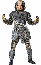 Halloween Lifesize PREDATOR ADULT STANDARD Men Costume Haunted House